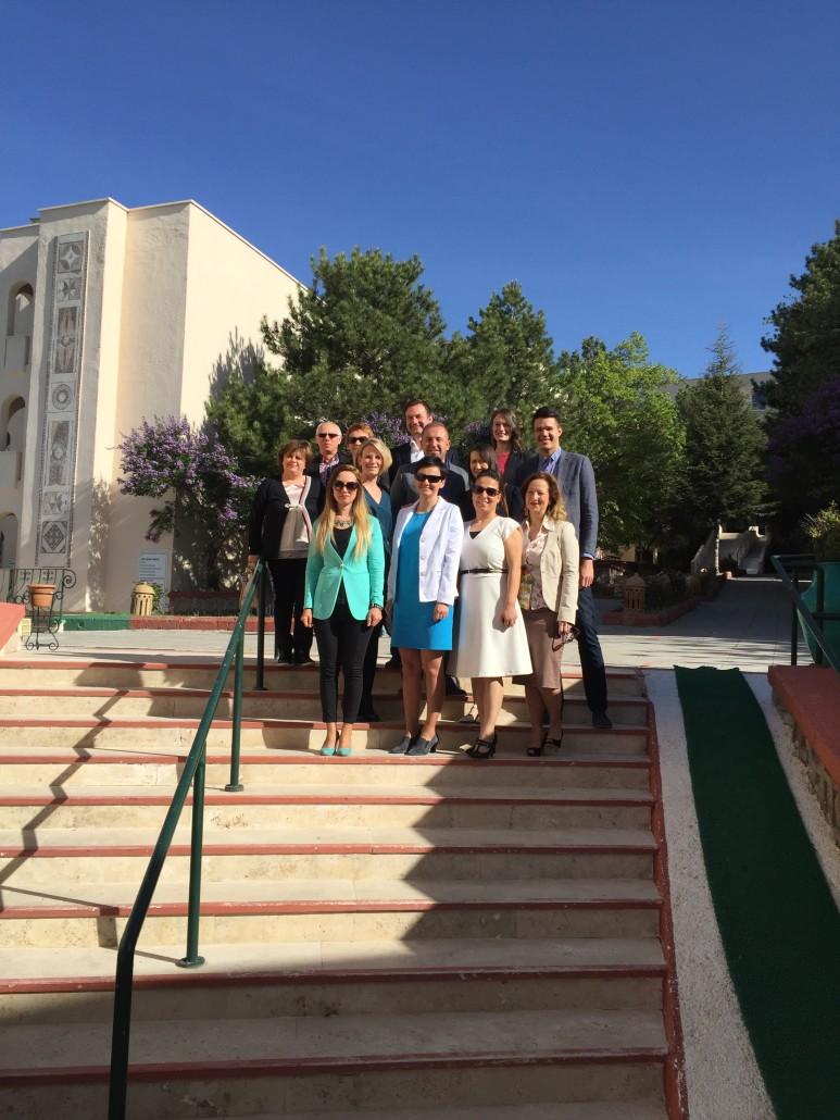 Skolotaji Erasmus turcija