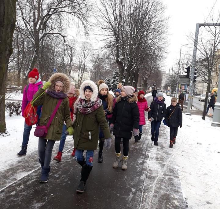 Ceļā uz Latvijas Nacionālo vēstures muzeju